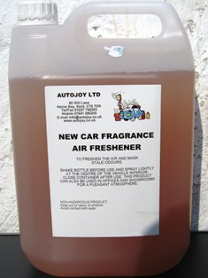 Autojoy Car Freshener New Car 5 Litre